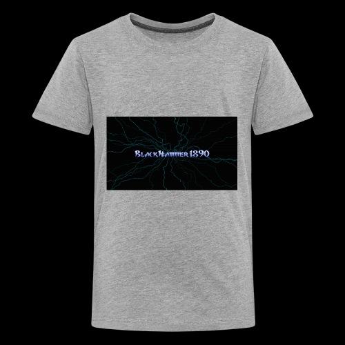 BlackHammer1890 - Kids' Premium T-Shirt