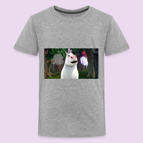 Unicorn Worthless - Kids' Premium T-Shirt