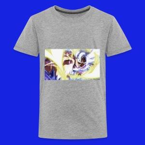 Pissed Goku - Kids' Premium T-Shirt