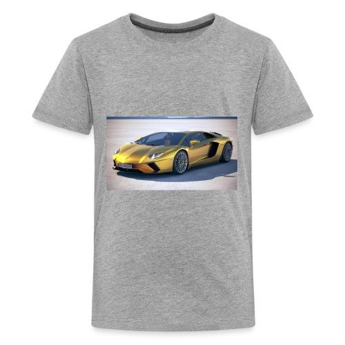 lamborghini aventador s 2017 - Kids' Premium T-Shirt