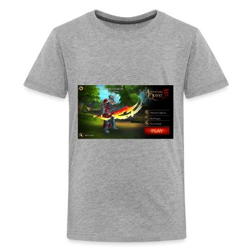Cover - Kids' Premium T-Shirt