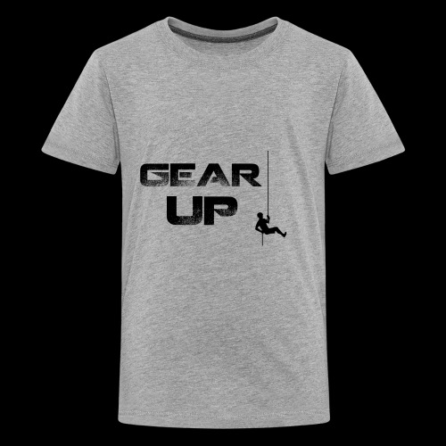 Gear up - Kids' Premium T-Shirt