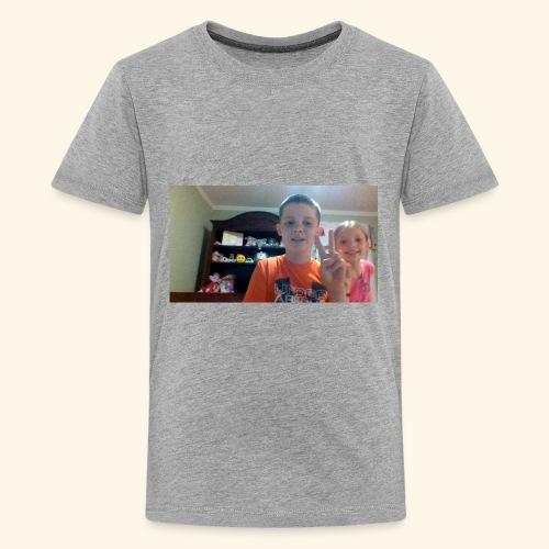 russell - Kids' Premium T-Shirt