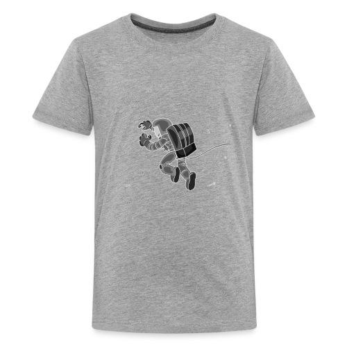 Space Walk - Kids' Premium T-Shirt