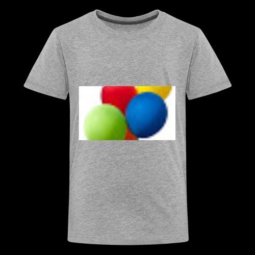 balloon master - Kids' Premium T-Shirt