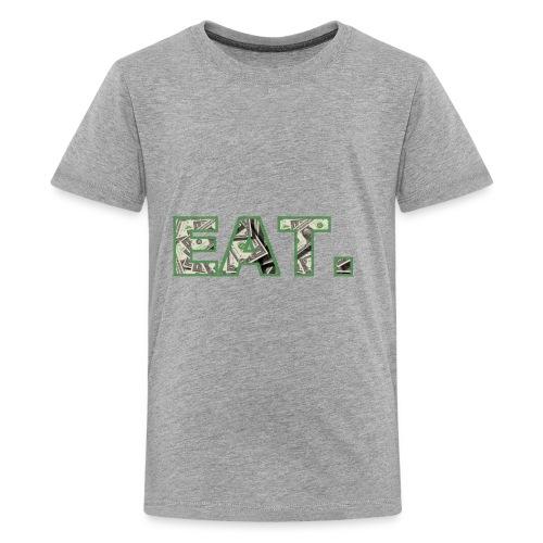 EAT.Dollar - Kids' Premium T-Shirt