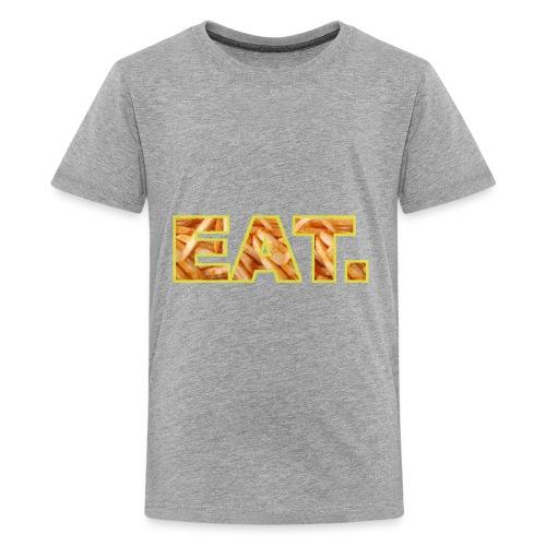 EAT.fries - Kids' Premium T-Shirt