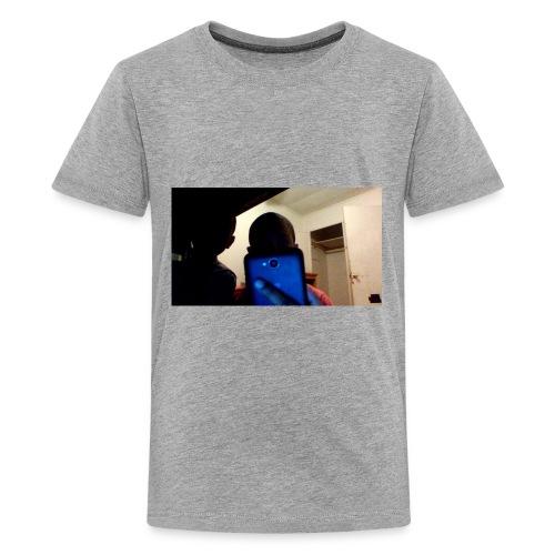 i'm always on my phone - Kids' Premium T-Shirt