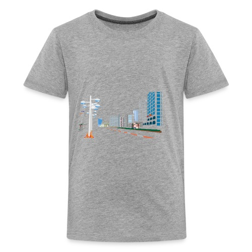 City shirt - Kids' Premium T-Shirt
