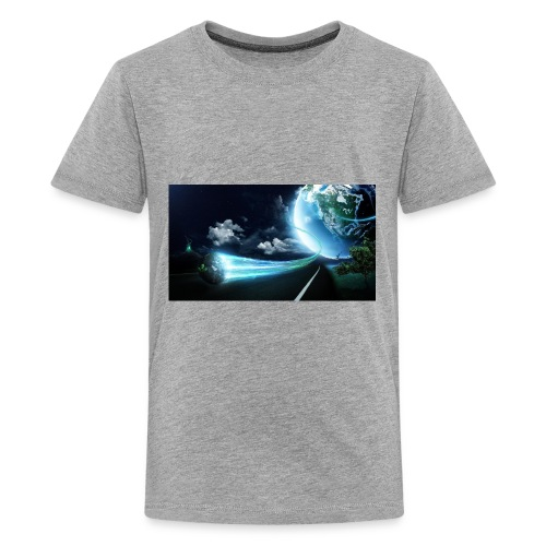 Earth Space Shirt - Kids' Premium T-Shirt