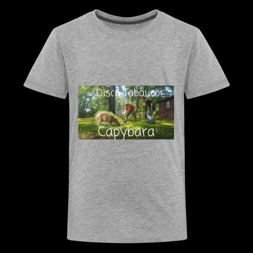 Capybara - Kids' Premium T-Shirt