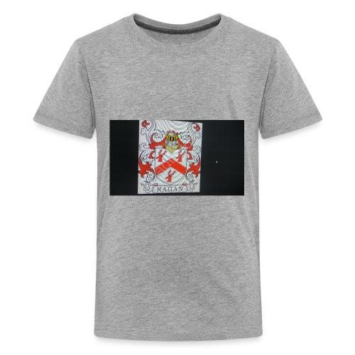 Christian ragan ragan merch - Kids' Premium T-Shirt