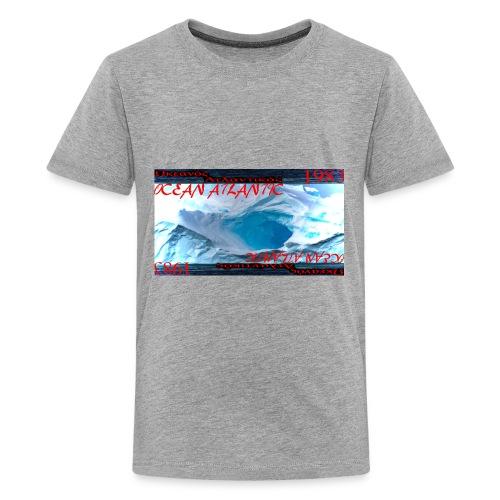 Ocean Atlantic 1983 - Kids' Premium T-Shirt