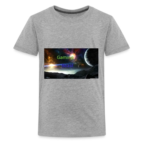 Example1 - Kids' Premium T-Shirt