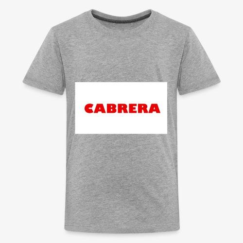 Cabrera shirt - Kids' Premium T-Shirt