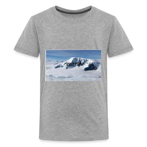 Dripyz Frosty Hoodie - Kids' Premium T-Shirt