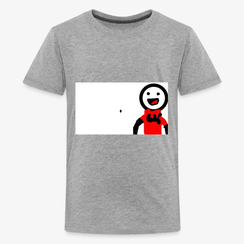 The first animation - Kids' Premium T-Shirt