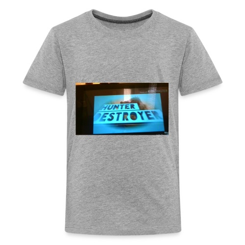 WIN 20180615 13 37 17 Pro - Kids' Premium T-Shirt