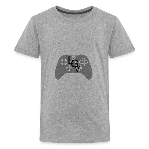 Lukes games / vlogs - Kids' Premium T-Shirt