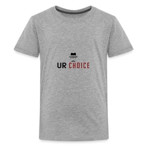 UR CHOICE OFFICIAL MARCHANDIES - Kids' Premium T-Shirt