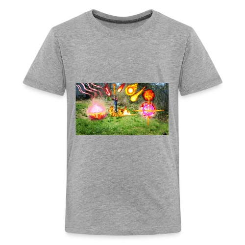 /Fire powers - Kids' Premium T-Shirt