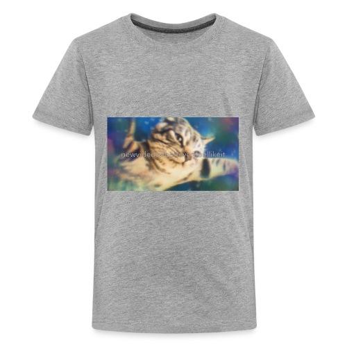 Epic galaxy cat - Kids' Premium T-Shirt