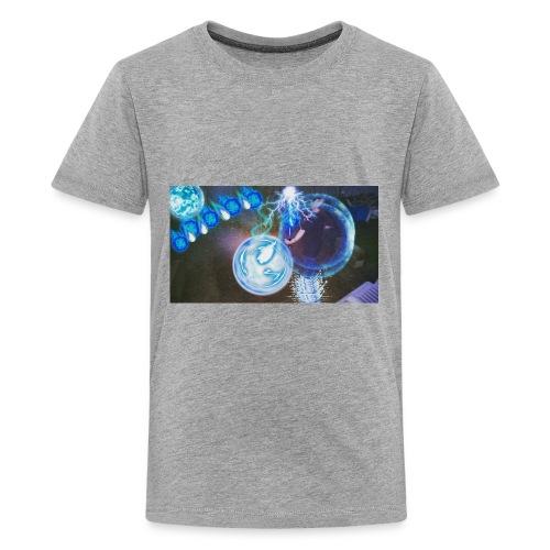 #Water power - Kids' Premium T-Shirt