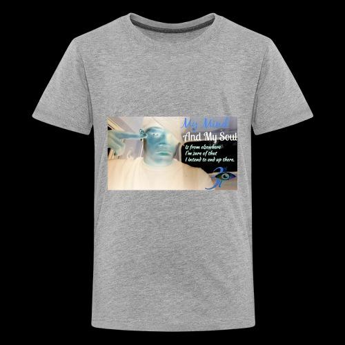 3rd eye quotes - Kids' Premium T-Shirt