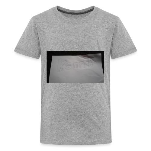 Kennedy k - Kids' Premium T-Shirt