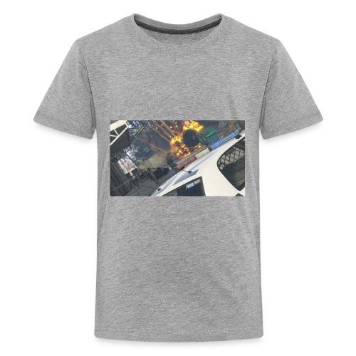 LSUC Hoodie - Kids' Premium T-Shirt