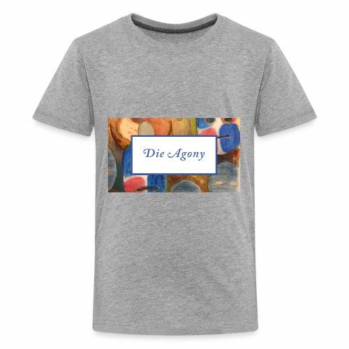 die agony1 - Kids' Premium T-Shirt