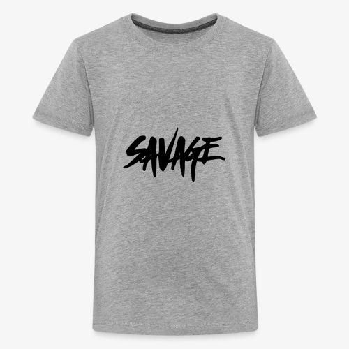 SAVAGE LINEUP - Kids' Premium T-Shirt