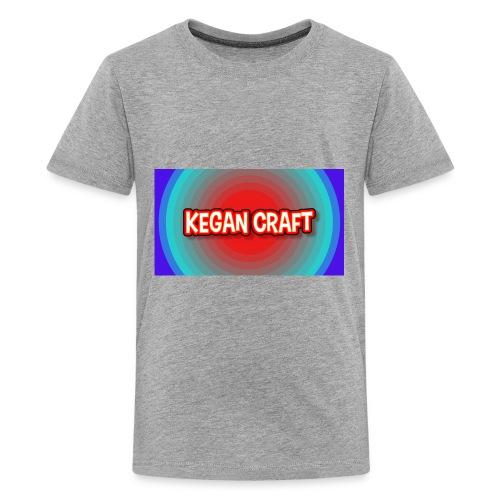 backgrounder - Kids' Premium T-Shirt
