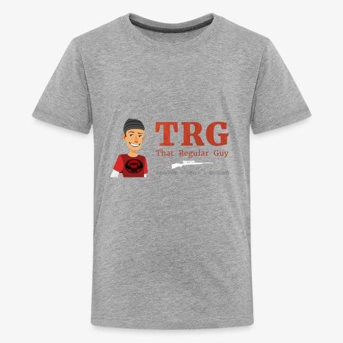 That Regular Guy Logo - Kids' Premium T-Shirt