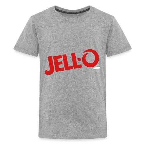 Jell O logo - Kids' Premium T-Shirt