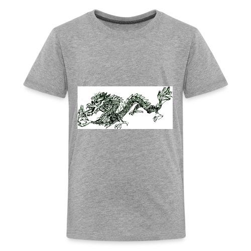 Dragon3 - Kids' Premium T-Shirt