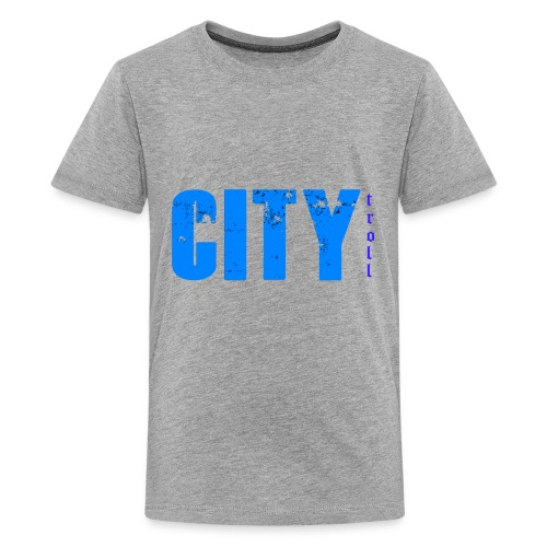 Troll City Original - Kids' Premium T-Shirt