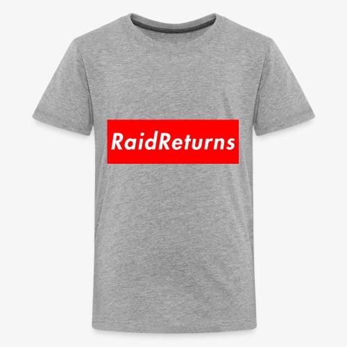 Raid Returns Bogo - Kids' Premium T-Shirt