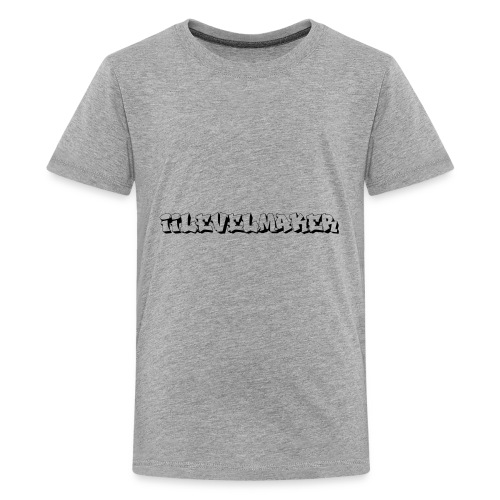 Simple Text - Kids' Premium T-Shirt