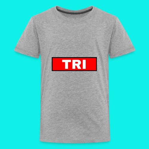 Tri classic red - Kids' Premium T-Shirt