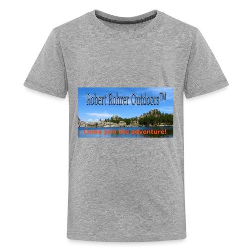 Robert Rohrer Outdoors - Kids' Premium T-Shirt