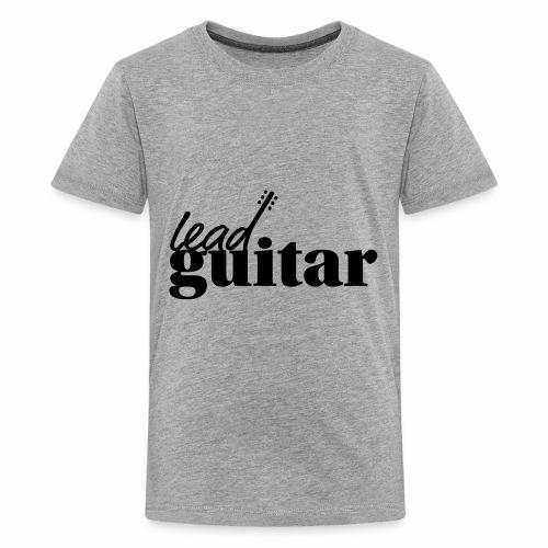 lead guitar - Kids' Premium T-Shirt