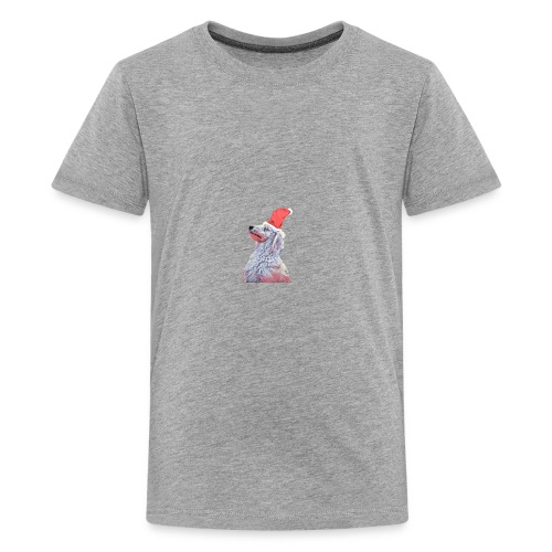Dog Poly - Kids' Premium T-Shirt