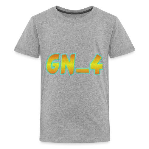 GamingNerd_4 - Kids' Premium T-Shirt