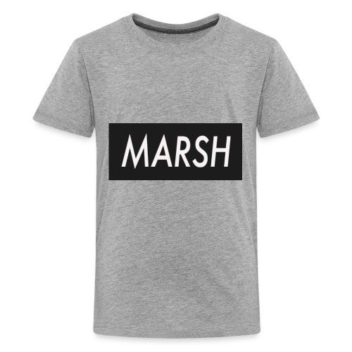 marsh apperal - Kids' Premium T-Shirt