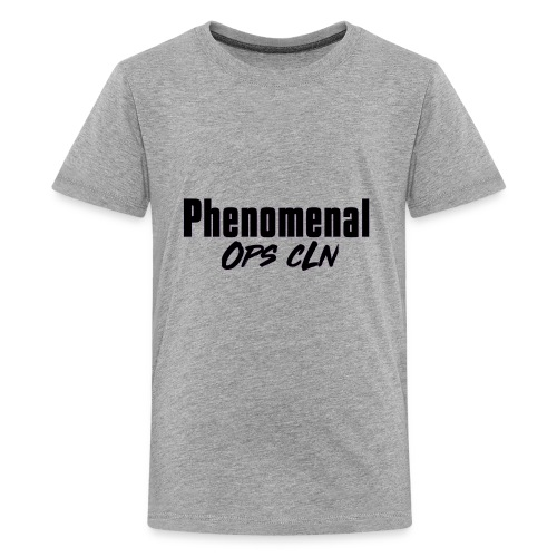 Limited Time Phenomenal Ops cLn - Kids' Premium T-Shirt