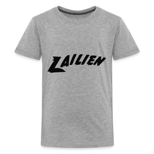 LOGOTEXT_A_Lailien - Kids' Premium T-Shirt