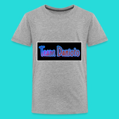 Team Danioto Classic Long Sleeve Shirt! - Kids' Premium T-Shirt