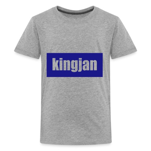 kingjan merch logo - Kids' Premium T-Shirt