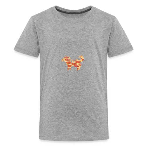 Dog pizza - Kids' Premium T-Shirt